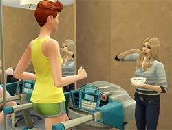Дразнятся тут всякие [The Sims 4]