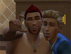 Внимание! Сейчас вылетит птичка! [The Sims 4]
