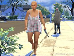 Опасные соседи [The Sims 4]