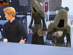 От судьбы не уйдешь [The Sims 4]