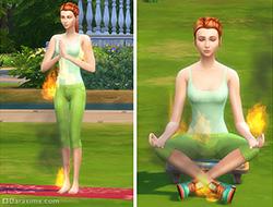 Спокойствие, только спокойствие [The Sims 4]