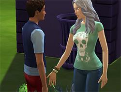 Зацвел [The Sims 4]
