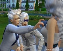 Улыбочку! [The Sims 4]