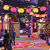 Городские фестивали Сан Мишуно в «Симс 4 Жизнь в городе»