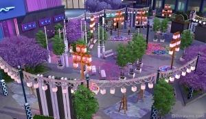 Фестиваль романтики в Сан Мишуно