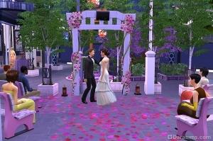 Свадьба на фестивале романтики