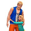 The Sims 4 Родители: твиттеры разработчиков