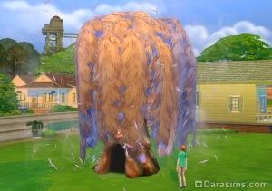 Волшебное дерево с бобами