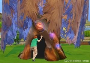 Волшебное дерево в испытании Ростоман