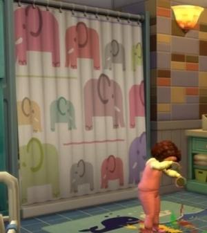 новая ванна-душ в наборе