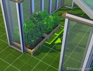 квадратные садовые клумбы