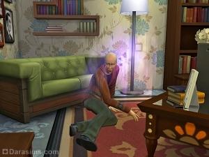 Смерть от старости в Sims 4