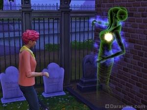 Пригласить призрака в семью