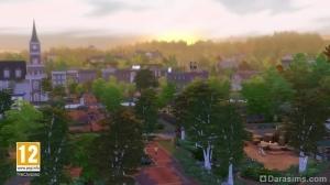 новый город Бриндлетон Бэй