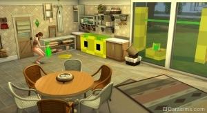 каталог The Sims 4 Стирка