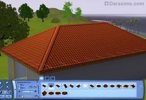 Изменение высоты крыши