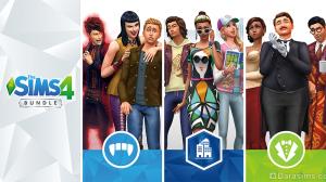 цифровая коллекция The Sims 4