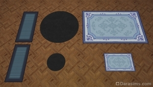 Масштабирование ковров