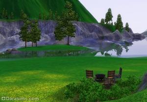 Озеро Хидден Спрингс