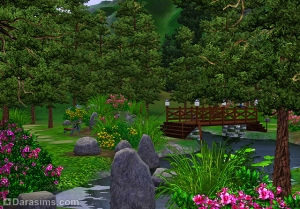 Парк Скрытые сады