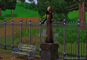 Кладбище в Хидден Спрингс