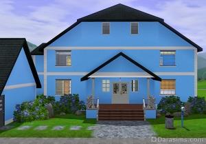 Обзор Хидден Спрингс из The Sims 3 Store