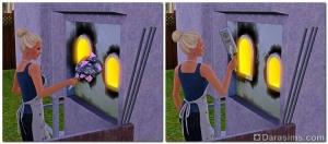 Выплавка слитков в Sims 3 Store