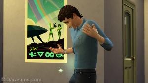 Мужская беременность в Sims 4