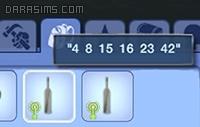 Послание с числами в бутылке