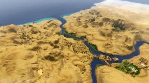 Вид на город Аль Симара