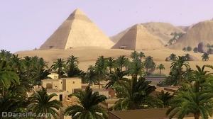 Пирамиды в Аль-Симаре