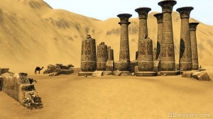 Руины Карнака