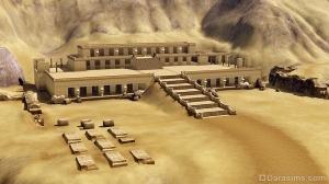 Храм царицы Хатшепсуп в Аль-Симаре