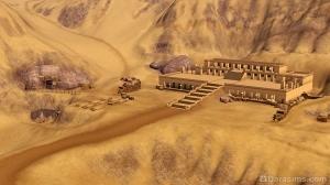 Гробница Хатшепсуп в Аль-Симаре