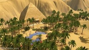 Пирамида, храм воды
