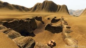 Развалины в Аль-Симаре