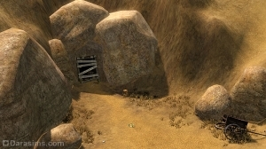 Заброшенная шахта в Аль-Симаре