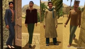 Типичный египтянин