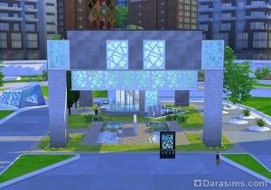 Центр Творчества Подвешенный модерн
