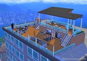 Караоке-бар Дискант на крыше