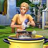 Стирайте грязную одежду с каталогом «The Sims 4 День стирки»!