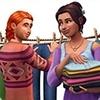 Стирайте, отжимайте и сушите с «The Sims 4 День стирки»!