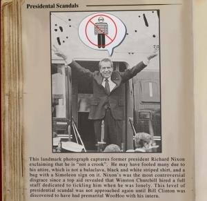 Президентские скандалы
