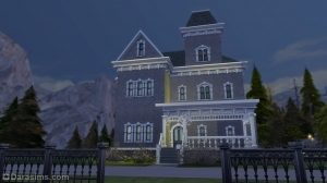 Дом семьи Ваторе Волчий Корень в Форготн Холлоу