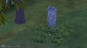 Надгробия и могилы в Форготн Холлоу