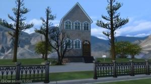 Вдовушкин Дом в Форготн Холлоу