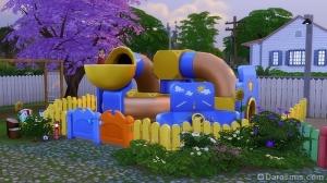 Гимнастический комплекс для детей