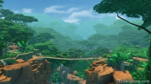 Сельвадорада в The Sims 4 Приключения в джунглях