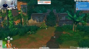 джунгли в the sims 4