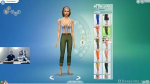 новая одежда для симок